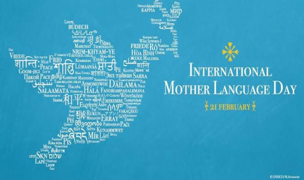 Giornata Mondiale della Lingua Madre