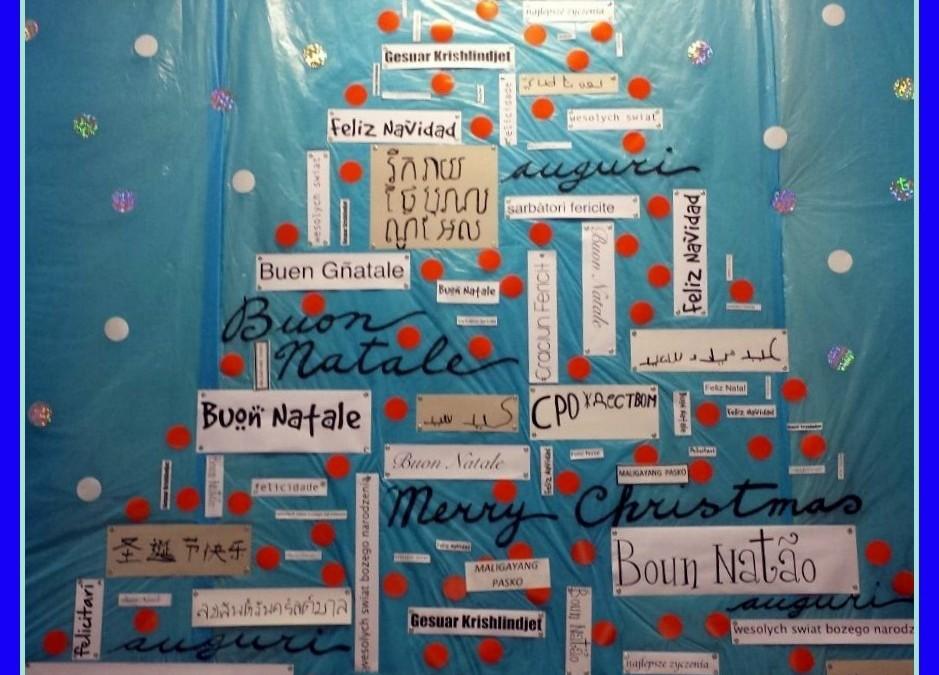 Il Natale alla scuola primaria Tasso