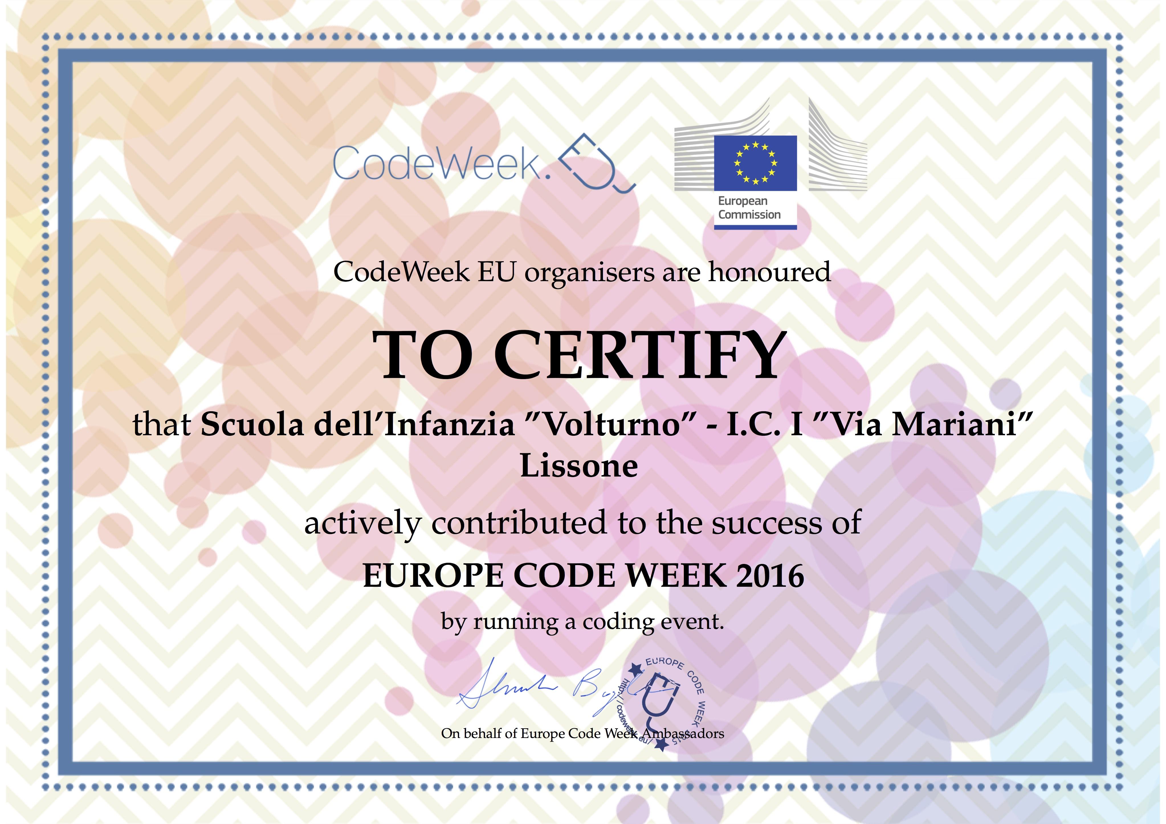 certificato-Volturno