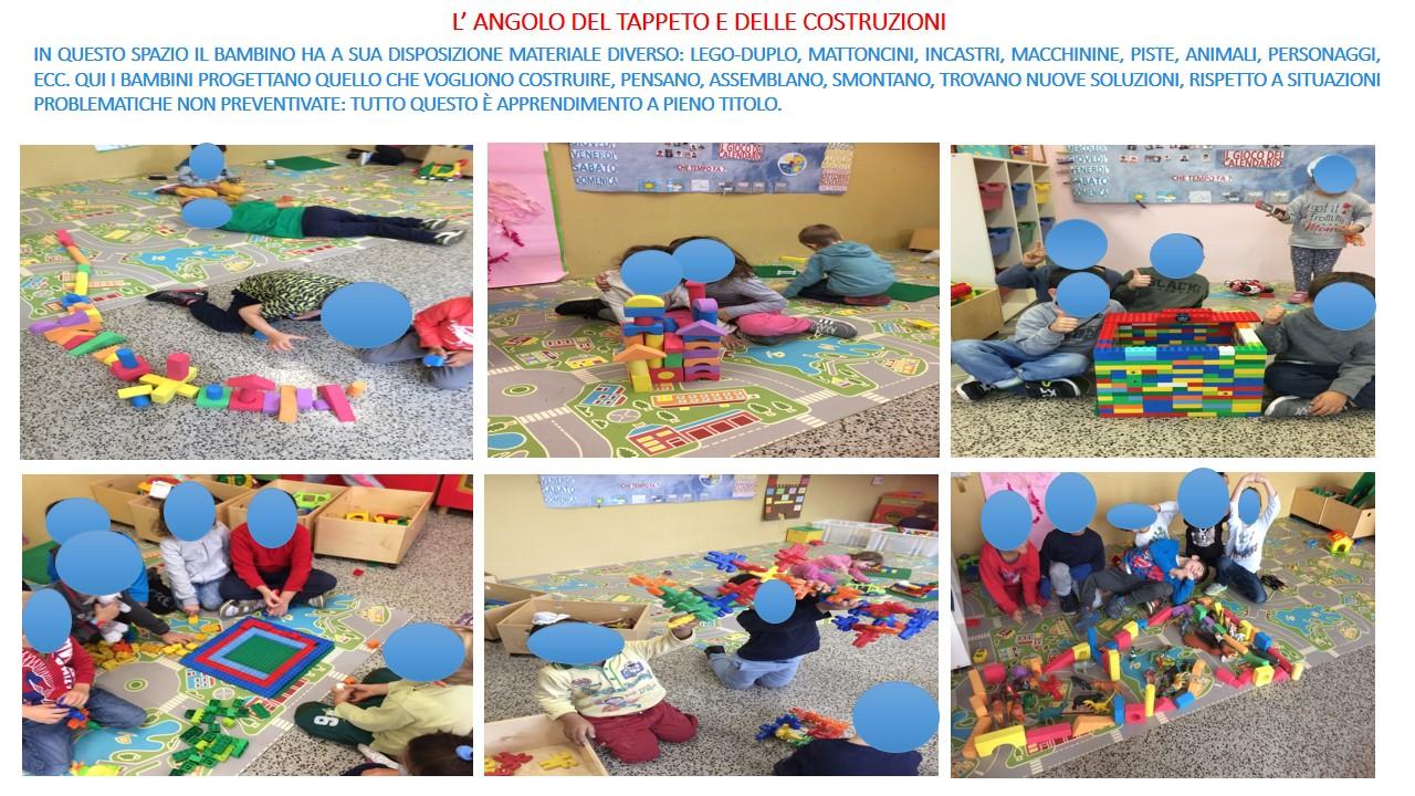 Costruire Calendario Scuola Infanzia.Scuola Dell Infanzia Volturno Ic Via Mariani Lissone